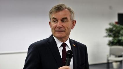 Seimo pirmininkas su kolegomis iš Gruzijos, Moldovos ir Ukrainos lankysis JAV
