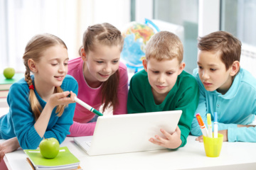 Informacinės technologijos Širvintų mokyklose