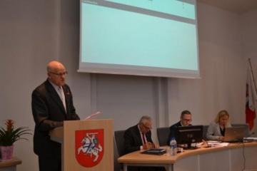 Įvyko rajono savivaldybės tarybos posėdis