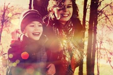 Po skyrybų tėčiai retai bendrauja su vaikais