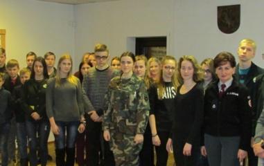 Jaunųjų policininkų mokykla Vilkaviškyje