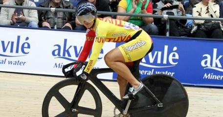 Pasaulio dviračių treko taurės varžybose Minske dalyvaus penki Lietuvos atsovai