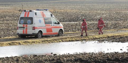 Greitosios pagalbos medikai pas ligonius keliauja ir pėsčiomis