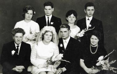 Šeimos fenomenas: du broliai ir sesuo atšventė auksines vestuves