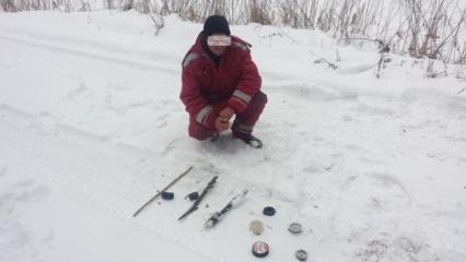 Lydekautojas žvejojo draudžiamu būdu