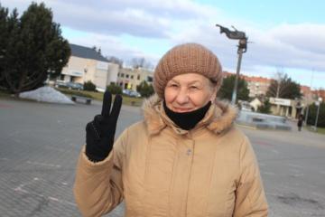 Protestas MES KALTINAM. Vilniuje susirinko per 5 tūkst., Jurbarke - vienetai