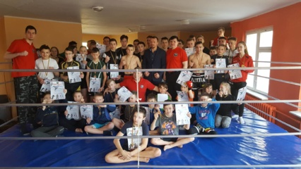 Atviras Jurbarko MMA mėgėjų moksleivių čempionatas