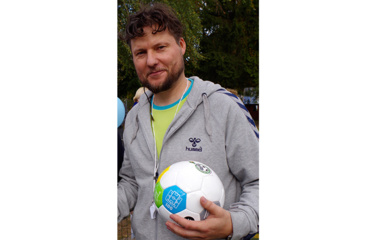 V. Laurinavičiaus aistra – muzikai ir futbolui
