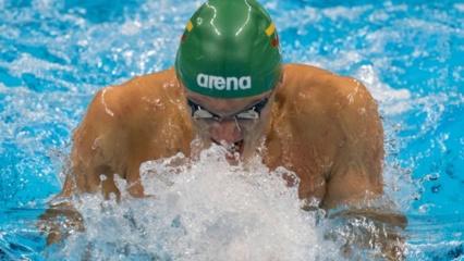 Plaukikas G. Titenis Norvegijoje iškovojo du aukso medalius