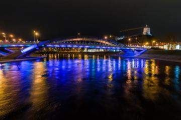 Vilnius sveikina Izraelį su 70-osiomis Nepriklausomybės paskelbimo metinėmis