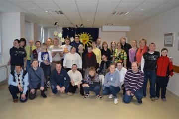 Graži Varėnos ir Alytaus miestų socialinių paslaugų centrų draugystė
