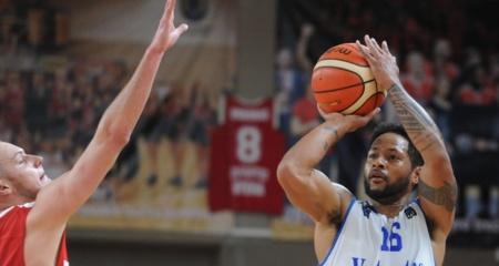 """""""Vytauto"""" krepšininkai iškovojo trečiąją pergalę iš eilės"""