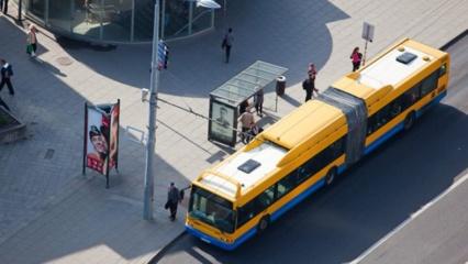 Netikėtas skaudžių traumų šaltinis – viešasis transportas