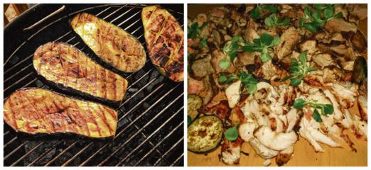 Pavasaris kviečia į lauką: savaitgaliais mėgaukitės kepta mėsa ir baklažanais