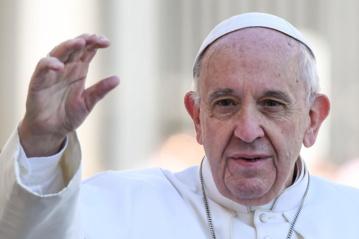 Po Lietuvą pasklis Popiežiaus Pranciškaus misionierių grupės