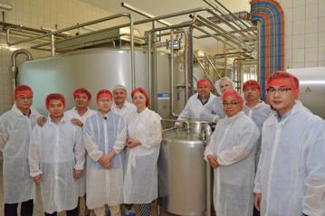 Lukšių sūriai Kinijoje laukiami