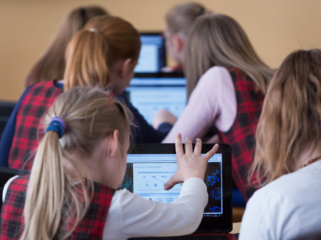 Informatika — nuo pirmos klasės