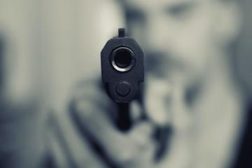 Vilniuje neblaivus vyras šaudė iš pneumatinio ginklo