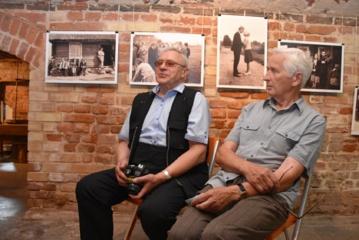 Utenos kraštotyros muziejuje atidaryta Jono Giedrio fotografijų paroda