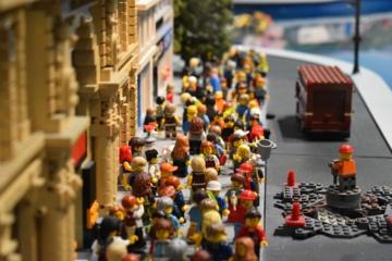 Lego žaislai - paįvairinkite vaikams vasarą