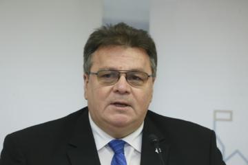 L. Linkevičius: nebijokime įvardinti grėsmės šaltinio