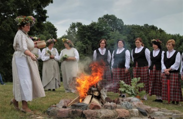 Joninių šventės Tauragės rajone – su tradicijomis ir linksmybėmis