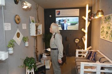 Šakius aplankė tausoti aplinką skatinantis namas