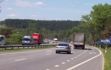 Vairuotojo profesionalumą rodo mokėjimas pasirinkti saugų greitį