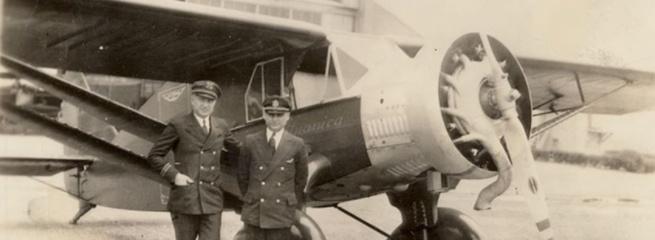 Lietuvoje ir Lenkijoje minimos S. Dariaus ir S. Girėno skrydžio per Atlantą 85-osios metinės