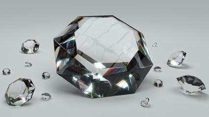 Žemės gelmėse slypi didžiulis kiekis deimantų, nustatė mokslininkai
