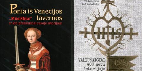 """V. Valiušaičio knygų pristatymas Biržų krašto muziejuje """"Sėla"""""""