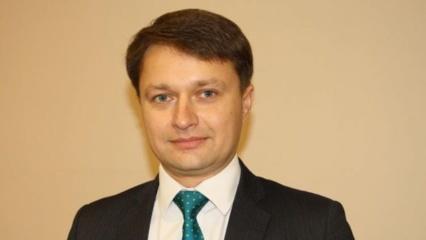 Darbą baigia aplinkos viceministras D. Krinickas
