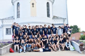 Tarptautinėje stovykloje Ukmergėje – atstovai iš 10 pasaulio šalių