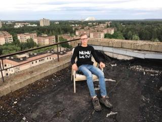 """Netoli Černobylio gyvenantys du lapinai netgi turi vardus ir asmenines """"Facebook"""" paskyras"""