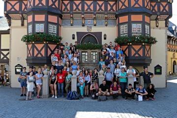 Anykščių jaunimo komanda sugrįžo iš tarptautinio jaunimo mainų susitikimo Vikietijoje