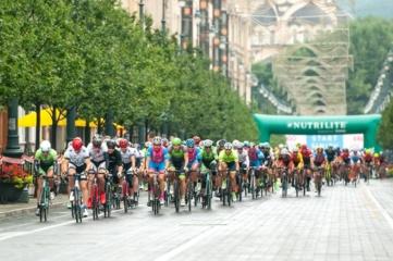 Dėl dviračių maratono sostinėje ribojamas eismas