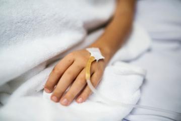 Marijampolės ligoninėje dėl šautinės žaizdos gydomas vyras