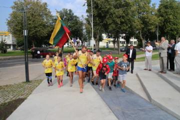 Šimtmečio bėgimas