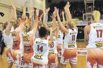 """""""Sūduvos"""" komandos šalies moterų krepšinio elite nebebus"""