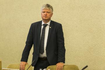 """Aplinkos ministras Kęstutis Navickas: """"Labanoro giriai – nacionalinio parko statusą"""""""