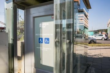 Požeminėse Vilniaus perėjose veikia 8 atnaujinti liftai
