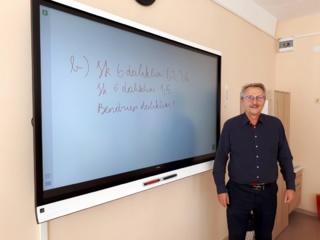 Matematikos mokys išmaniai ir vertins pažangą