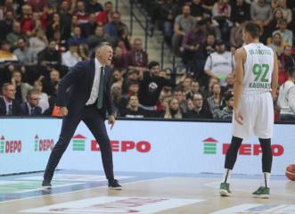 """""""Žalgirio"""" krepšininkai Eurolygoje patyrė ketvirtą nesėkmę iš eilės"""