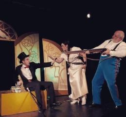Tarp teatrų festivalio dešimties spektaklių – ir trupė iš Afrikos