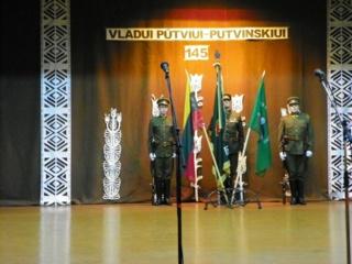 Šaulių sąjungos įkūrėjui Vl. Pūtviui-Putvinskiui – 145-eri