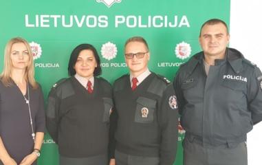 Utenos policija Šengeno vertinimams pasiruošusi