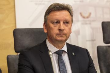 Plungės merų posto sieks dabartinis meras liberalas A. Klišonis