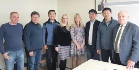 Pietų Korėjos veterinarijos ekspertai sėmėsi patirties iš Lietuvos kolegų