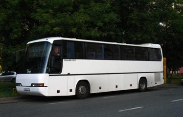 Iš aikštelės dingo autobusas
