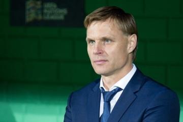 E. Jankauskas palieka Lietuvos futbolo rinktinės trenerio postą